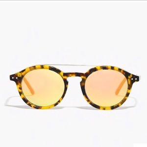 NWT Madewell Omaha Top Bar Sunglasses